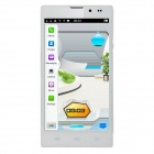 "AMPE A50 Quad Core Android 4.2.2 WCDMA Bar Phone w/ 5.0"", 1GB RAM, 8GB ROM, Bluetooth, GPS - White"