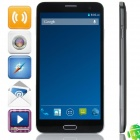"P8 MTK6592 Octa-Core Android 4.3.1 WCDMA Bar Phone w/ 5.7"" IPS FHD, Wi-Fi, OTG, GPS - Black"