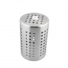 Stainless Steel Kitchen Canister - Silver