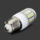 FengYang 018 E27 6W 180lm 6500K 30-SMD 5050 LED White Light Bulb