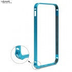 USAMS IP5SY03 Wing Series Protective Aluminum Bumper Frame Case for IPHONE 5 / 5S - Blue