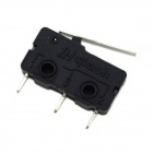 DIY 5A 125V / 250V Micro Switch - Preto (10 Piece Pack)