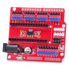 Funduino Extension Board for Arduino Nano - Red
