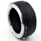 CY-NEX  Contax Yashica C/Y Lens to Sony E Mount Adapter Ring for NEX NEX-5 NEX-7 - Black