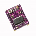 StepStick DRV8825 Stepper Motor Driver Carrier Reprap 4-Layer PCB - Purple
