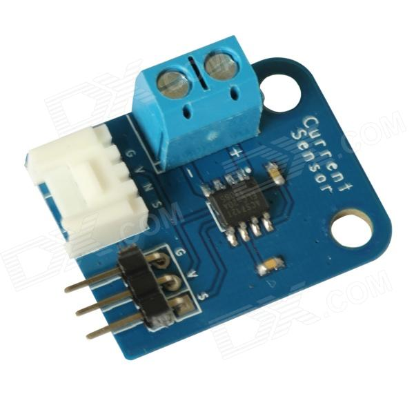 Itead ACS712 Current Sensor Module DC ± 5A AC Current Detection Module (Works w/ Official Arduino) itead acs712 current sensor module dc ┬▒ 5a ac current detection module works w official arduino