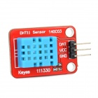 Keyes DHT11 FR4 Temperature / Humidity Sensor Module for Arduino - Red + Blue
