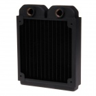 F500015 WT-045 R120 Copper Heat Computer Cooler - Black