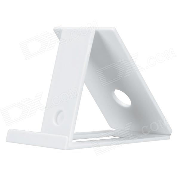 все цены на  Samdi Universal Desktop Stand for IPAD / E-Book / Cell Phone / Tablet PC - White  онлайн