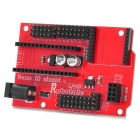 Nano 328P IO Arduino Sensor Wireless Expansion Panel Module - Red