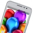 "G910(G910S) MTK6572 Dual-core Android 4.2.2 GSM Bar Phone w/ 5.0"", Dual camera, FM, Wi-Fi - White"