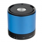 JL-BT JL-310FM Mini Bluetooth v3.0 + EDR Speaker w/ Microphone - Blue