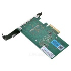 Winyao WYI350F2-SFP de doble puerto SFP Gigabit Ethernet PCI Express Server Adaptador Intel I350 Chipset
