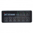 JHT Power Supply NANO for Guitar Effector - Black