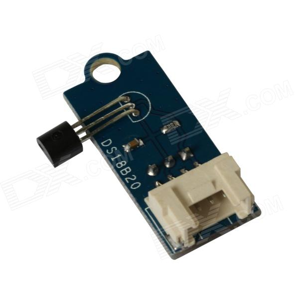 Itead 4-pin Digital Temperature Sensor Module (Works w/ Official Arduino DS18B20) - Deep Blue Port St. Lucie Purchase b