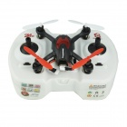 Brilink BH06 Mini 2.4G Radio Control 4-CH Quadcopter R/C Aircraft 3D Tumbling w/ 6-Axis Gyro - Black
