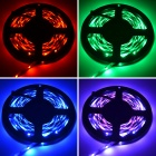 36W LED Mini RGB Car dekorasjon stripe lys 1500lm SMD 5050 (12V / 5M)