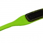 LYNCA Anti-Slip Nylon Shoulder Strap for ILDC Camera / Digital Camera - Green + Black
