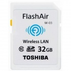 Toshiba Flash Air Wireless 32GB SDHC Memory Card