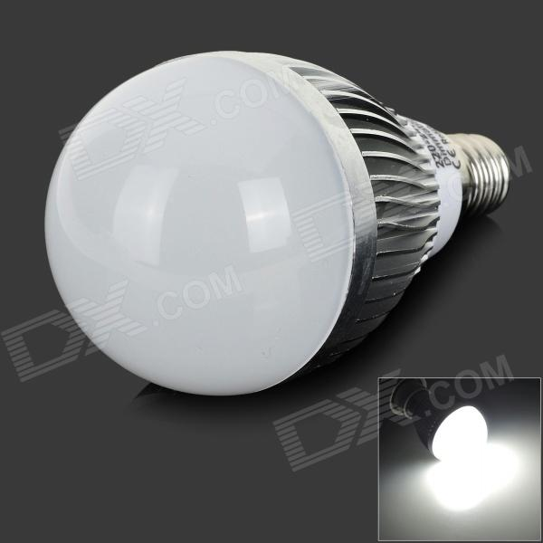 LeXing 6W 470lm 15-SMD 5730 LED Cool White Dimming Bulb (220~240V)