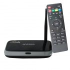 Brilink Q7 Quad-Core Android 4.4.2 Google TV Player w/ 2GB RAM, 8GB ROM, KODI - Black (US Plug)