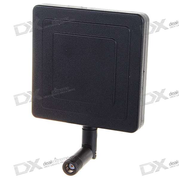 2.4GHz 8dBi SMA High Gain Directional Panel Antenna for WiFi/Wireless Network
