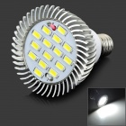 LeXing 6W 420lm 15-SMD 5730 LED Bulbo branco frio do projector (220 ~ 240V)