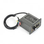 Iron 90W AC Speed Control - Black + Grey (AC 220V)