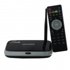 Brilink Q7 Quad-Core Android 4.4.2 Google TV Player w/ 2GB RAM, 8GB ROM, KODI - Black (EU Plug)
