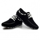 2014 Spring / Summer Canvas Men's Shoes - Black (Size-43)