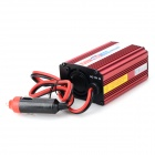 LAMKO CHE PU LP-2150 DIY Car Cigarette Lighter Powered 150W Inverter for for Car - Black + Red