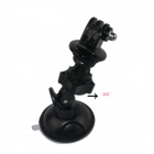 BZ150 Universal 360 Degree Rotation Suction Cup + Tripod Mount for Gopro Hero 4/ 2/3/3/3+/SJ4000