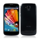 "VOTO X2 Quad-core Android 4.2 WCDMA Bar Phone w/ 5.0"" IPS OGS 1080p, RAM 1GB, ROM 4GB, GPS - Black"