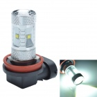 CHETAILANG H11 / H18 30W 480lm 6-Cree XM-L Blasting Flash + Permanent Bright White Foglight - (12V)