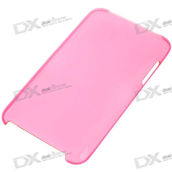 Protective Crystal Case for Ipod Touch 3 (Translucent Pink)
