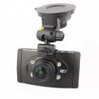 "W20 2.7"" Touch Screen 2.0MP 1080P Wide Angle Full HD Wi-Fi Car Digital Video Camcorder DVR - Black"