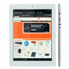 "CHIWI V99X 9,7"" Quad Core Android 4.2 Tablet PC med 2GB RAM, 16 GB ROM, Bluetooth - Silver + hvit"