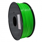 HIPS-GN-1.75-1.0 3D Printer Dedicated 1.75mm Filament HIPS Print Cable - Green