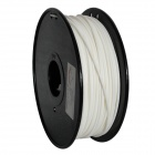 HIPS-W-3.0-1.0 3D Printer Dedicated 3mm Filament HIPS Print Cable - White