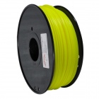 HIPS-Y-3.0-1.0 3D Printer Dedicated 3mm Filament HIPS Print Cable - Yellow