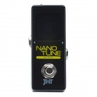 "JHT 1.5"" LED Display Screen Foot-step Type Digital Tuning Chromatic Tuner - Black"