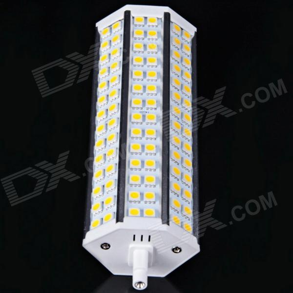 R7S 84- SMD 5050 LED White Light Dimmable Corn Lamp (85~265V) r7s 15w 5050 smd led white light spotlight project lamp ac 85 265v