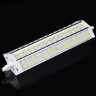 R7S 84-SMD 5050 LED blanche lumineuse maïs Dimmable lampe (85 ~ 265V)