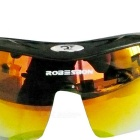 Óculos de sol ROBESBON Outdoor Sports Resina Lens PC UV Frame Polarized