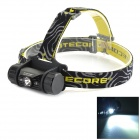 NITECORE HC50 LED 565lm 5-Mode Cool White + Red Light Headlamp - Black + Yellow