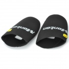 monton Outdoor Sports Cycling Warm Bike Shoes Covers - Black