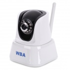 WBA ES6503WID 1.3MP 802.11b/g IP Camera w/ 10-LED + TF - White + Black