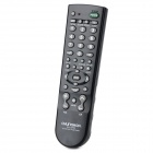 RM-139ES Multifunction TV Remote Control - Black