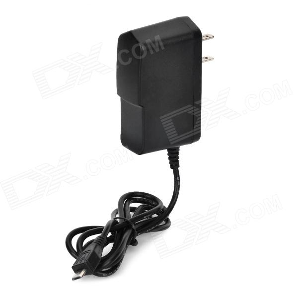 2A-U Universal 5V 2A Micro USB US Plug Power Adapter Charger - Black все для дома своими руками
