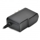 Universal 5V 2A Micro USB US Plugss Power Adapter Charger - Black